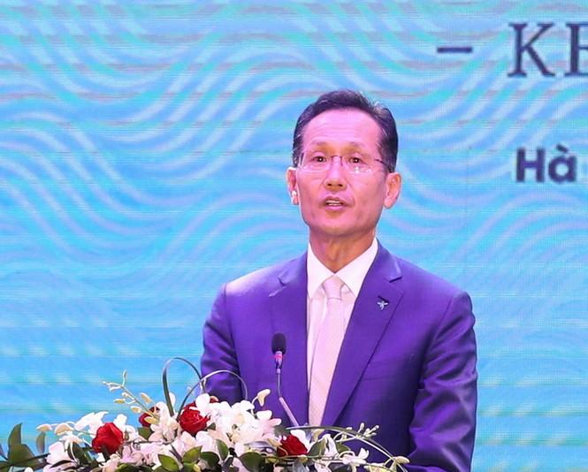 KEB Hana Bank chính thức trở thành cổ đông chiến lược nước ngoài của BIDV - ảnh 2