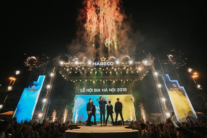 'Đại tiệc' Lễ hội Bia Hà Nội 2019 tại Quảng Ninh và Bắc Giang - ảnh 4