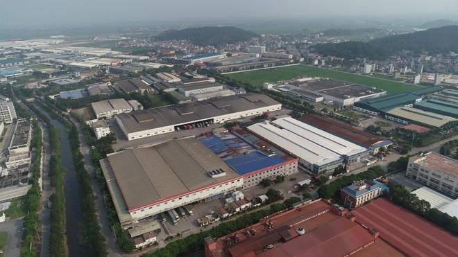Cuối năm, bất động sản công nghiệp Bắc Ninh 'sốt nóng' - ảnh 1