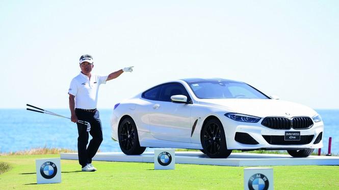 Tấm vé vàng đến Nam Phi tham dự Vòng chung kết Thế giới BMW Golf Cup - ảnh 1