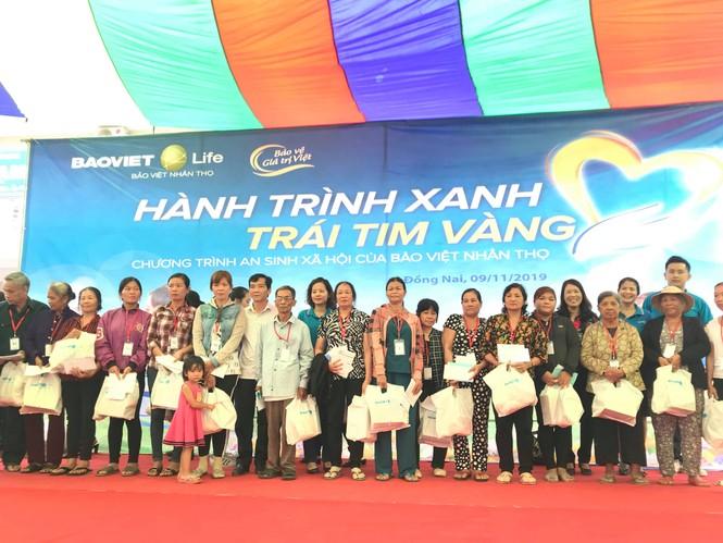 'Hành trình xanh – trái tim vàng' tận tâm vì an bình và thịnh vượng tại tỉnh Đồng Nai - ảnh 1