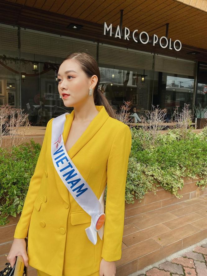 Bên cạnh nhan sắc và khả năng thuyết trình, đây là yếu tố giúp Tường San ghi tên vào Top 8 Miss International 2019 - ảnh 1
