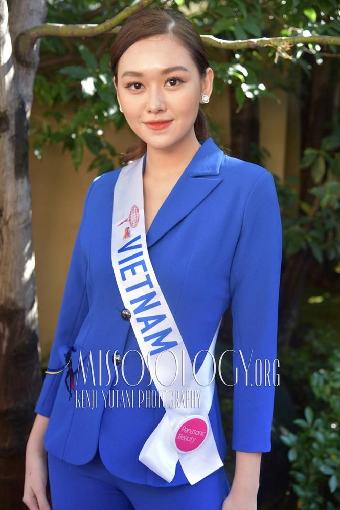Bên cạnh nhan sắc và khả năng thuyết trình, đây là yếu tố giúp Tường San ghi tên vào Top 8 Miss International 2019 - ảnh 2