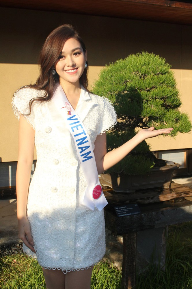Bên cạnh nhan sắc và khả năng thuyết trình, đây là yếu tố giúp Tường San ghi tên vào Top 8 Miss International 2019 - ảnh 8