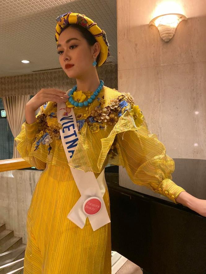 Bên cạnh nhan sắc và khả năng thuyết trình, đây là yếu tố giúp Tường San ghi tên vào Top 8 Miss International 2019 - ảnh 9