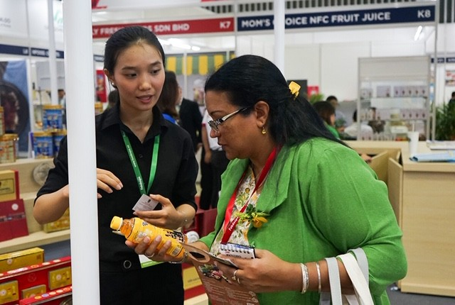 Tân Hiệp Phát tham gia triển lãm Vietnam Foodexpo 2019 - ảnh 3
