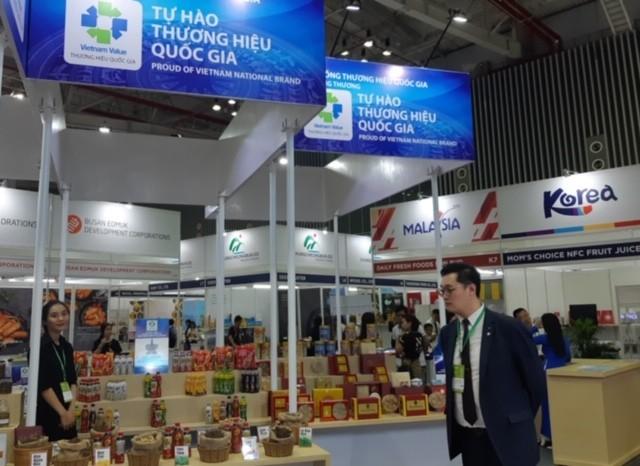 Tân Hiệp Phát tham gia triển lãm Vietnam Foodexpo 2019 - ảnh 2