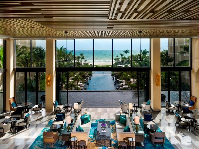 Ngắm hoàng hôn của bãi Trường tại 4 điểm Check In cực chất của InterContinental Phu Quoc Long Beach Resort - ảnh 1
