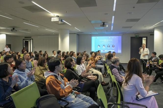 Tọa đàm sinh viên tại Ba Lan: 'Kinh nghiệm ứng tuyển việc làm tại Ba Lan' - ảnh 2