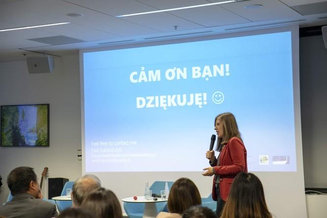 Tọa đàm sinh viên tại Ba Lan: 'Kinh nghiệm ứng tuyển việc làm tại Ba Lan' - ảnh 3