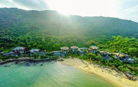 'Điểm danh' bộ sưu tập giải thưởng khủng của khu nghỉ dưỡng tại bán đảo Sơn Trà - ảnh 1