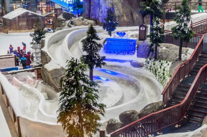 Ski Ninh Chữ Bay: Trải nghiệm không quên tại tổ hợp giải trí tuyết top 3 thế giới - ảnh 1