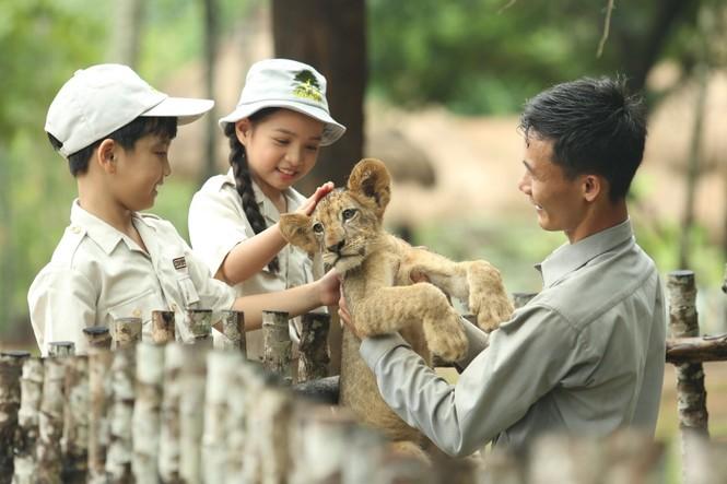 Vinpearl Safari đăng cai tổ chức hội nghị bảo tồn và phúc trạng động vật lớn nhất Đông Nam Á - ảnh 1