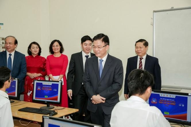 PV GAS đồng hành cùng Cuộc thi Kiến thức Pháp luật toàn quốc - ảnh 2