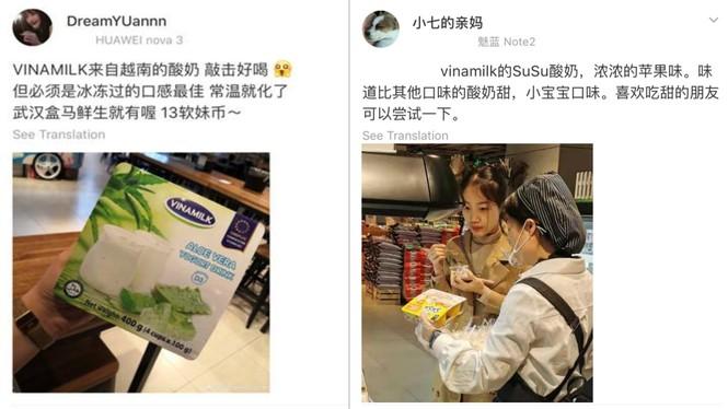 Sự ra mắt của Vinamilk tại Trung Quốc thu hút truyền thông - ảnh 2