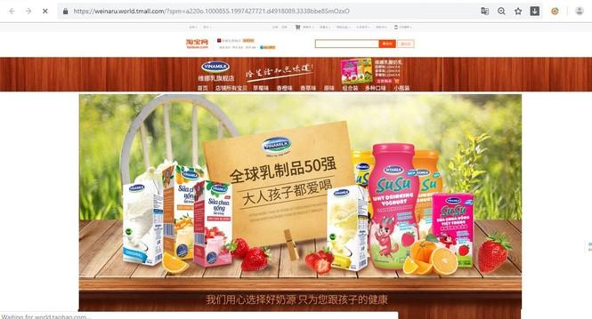 Sự ra mắt của Vinamilk tại Trung Quốc thu hút truyền thông - ảnh 3