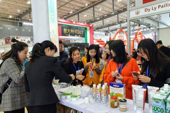 Sự ra mắt của Vinamilk tại Trung Quốc thu hút truyền thông - ảnh 6