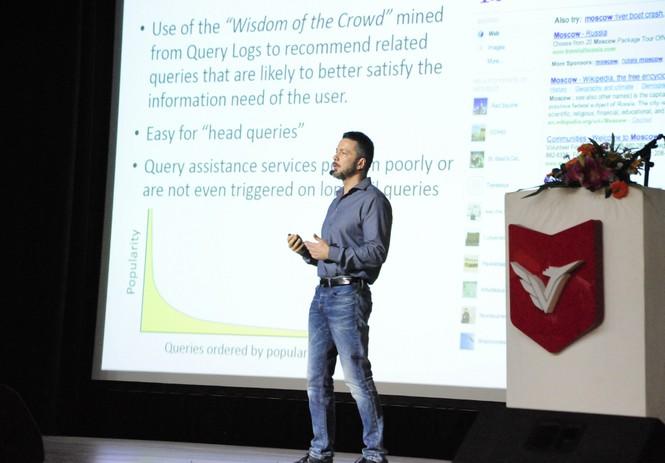 Trường ĐH Văn Lang đăng cai Hội nghị quốc tế về Dữ liệu tính toán và mạng xã hội - ảnh 1