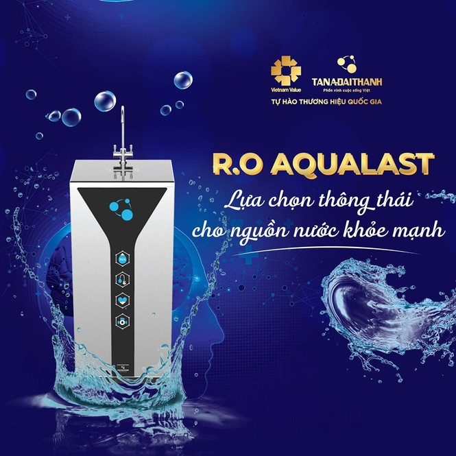 Tiêu chí chọn mua máy lọc nước R.O  - ảnh 1