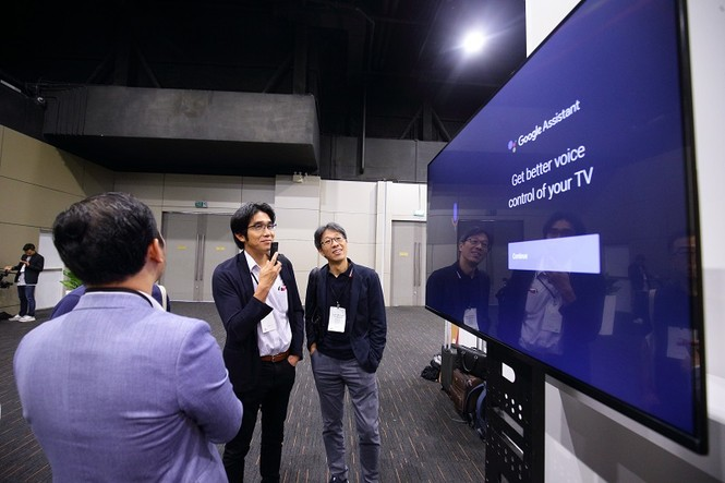 Vinsmart ra mắt tivi thông minh chạy hệ điều hành Android TV của Google - ảnh 2