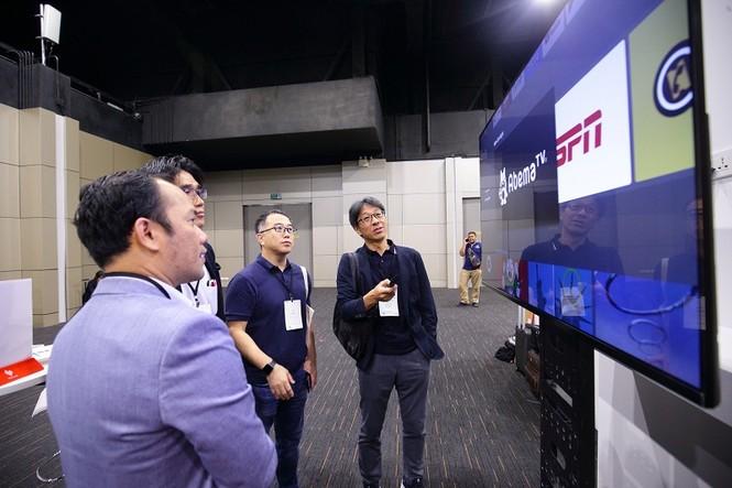 Vinsmart ra mắt tivi thông minh chạy hệ điều hành Android TV của Google - ảnh 4