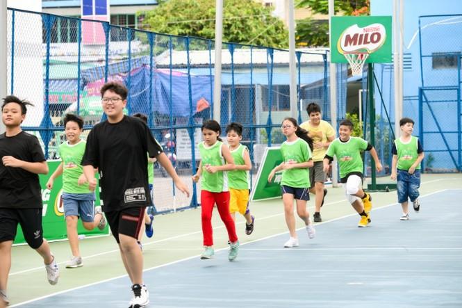 Thể thao giúp con trưởng thành như thế nào? - ảnh 1