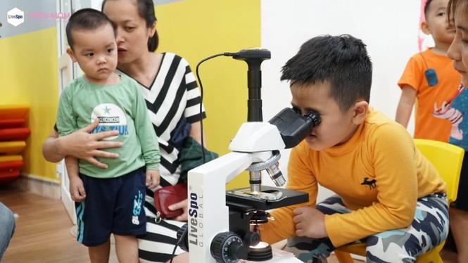Chuỗi workshop 'Vi khuẩn đường ruột - Hạt mầm quyết định trí tuệ bé' - ảnh 4