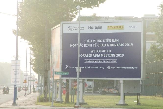 Bình Dương đã sẵn sàng cho sự kiện quốc tế Horasis 2019 - ảnh 5