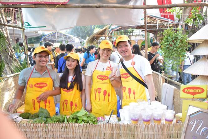 Độc đáo Hội thi 'Nhà giáo với ẩm thực 3 miền' - ảnh 1