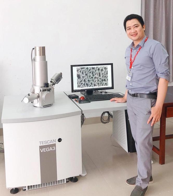 Nhà khoa học trẻ ĐH Duy Tân được trao Giải thưởng KHCN và Đổi mới ASEAN-Hàn Quốc - ảnh 1