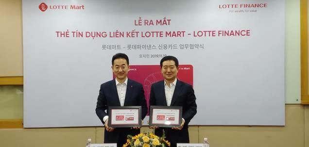 Ưu đãi hoàn tiền lên tới 7% khi chi tiêu tại Lotte Mart - ảnh 1