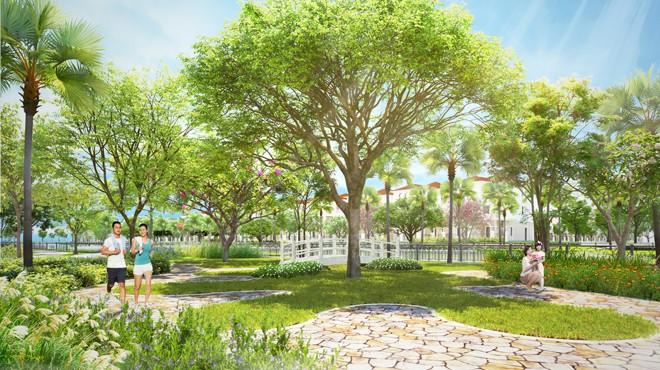 Cuộc sống tiện nghi, cộng đồng gắn kết tại Senturia Nam Sai Gon - ảnh 1