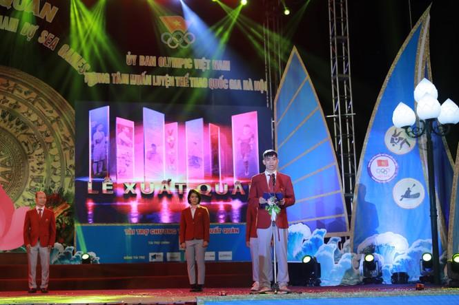 10 VĐV đầu tiên giành huy chương Vàng tại SEA Games 30 được thưởng nóng - ảnh 1