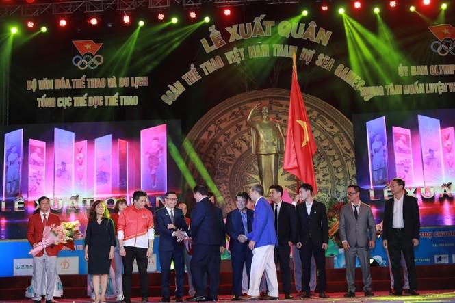 10 VĐV đầu tiên giành huy chương Vàng tại SEA Games 30 được thưởng nóng - ảnh 2