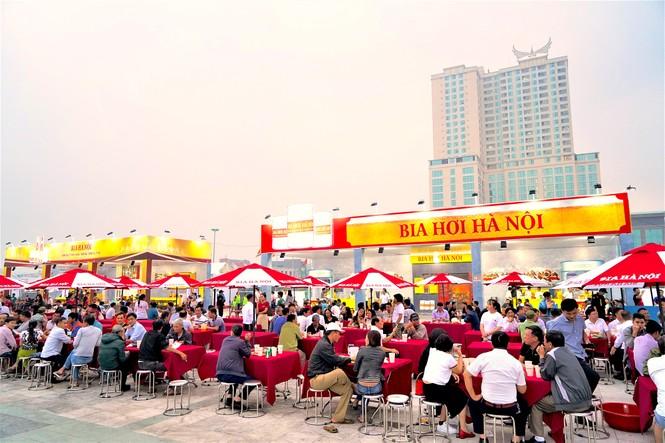 Cuồng nhiệt cùng Lễ hội Bia Hà Nội 2019 tại Phú Thọ - ảnh 1