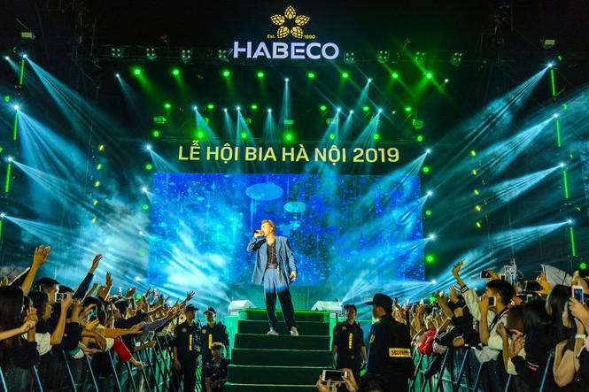Cuồng nhiệt cùng Lễ hội Bia Hà Nội 2019 tại Phú Thọ - ảnh 4
