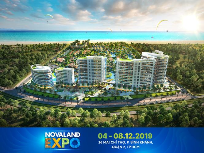Novaland Expo tháng 12/2019 thu hút nhiều 'người khổng lồ' tham gia - ảnh 1