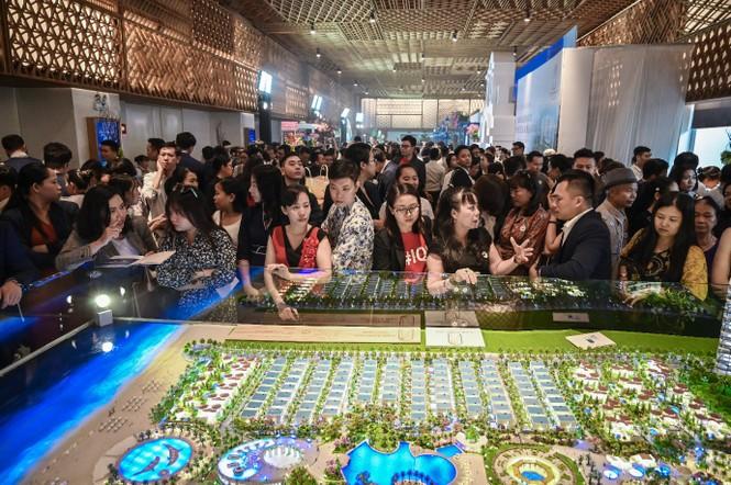 Hơn 800 nhà đầu tư tìm cơ hội 'xuống tiền' ở dự án Cam Ranh Bay - ảnh 1