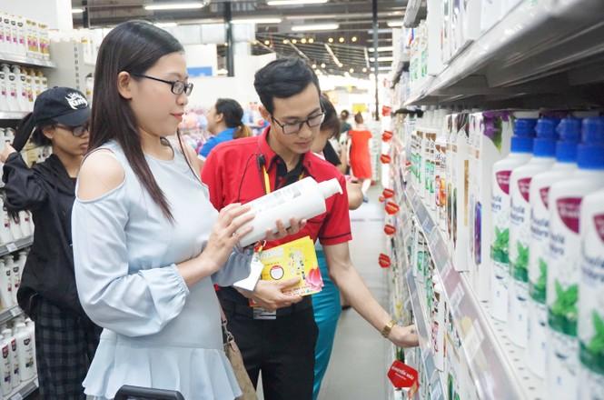 Giảm giá hàng Tết sớm tại các hệ thống bán lẻ của Saigon Co.op - ảnh 1