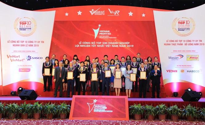 PV GAS được vinh danh trong Top 500 Doanh nghiệp lợi nhuận tốt nhất VN 2019 - ảnh 1