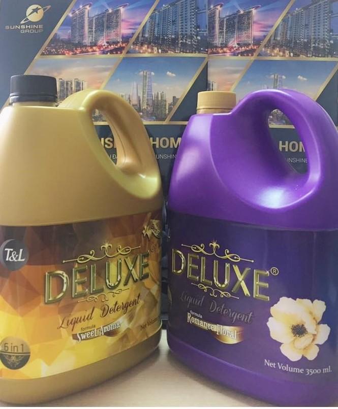 Nước giặt xả T&L - DELUXE 6in1 - Thương hiệu cao cấp Thái Lan - ảnh 1