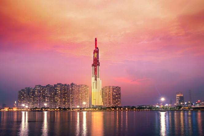 Vinpearl Luxury LandMark 81 là 'khách sạn hướng sông hàng đầu thế giới' 2019 - ảnh 1