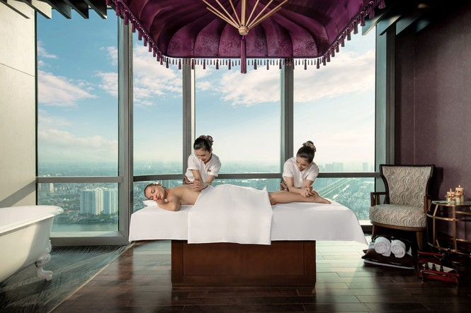 Vinpearl Luxury LandMark 81 là 'khách sạn hướng sông hàng đầu thế giới' 2019 - ảnh 7