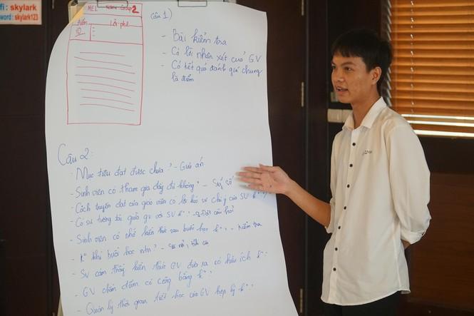 Sinh viên DynaGen tham gia tập huấn về đánh giá, giám sát 'Tôi mạnh mẽ' buổi 2 - ảnh 1