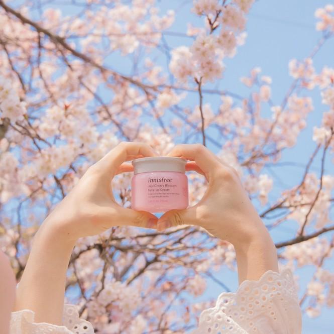 Bí quyết của vẻ đẹp sáng hồng rạng rỡ như hoa anh đào nở giữa trời xuân - ảnh 1
