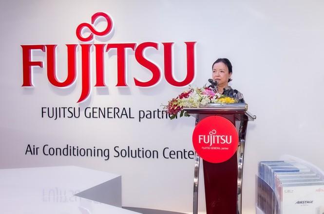 Máy điều hòa Fujitsu khai trương Showroom tại Việt Nam  - ảnh 1