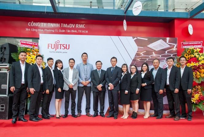 Máy điều hòa Fujitsu khai trương Showroom tại Việt Nam  - ảnh 2