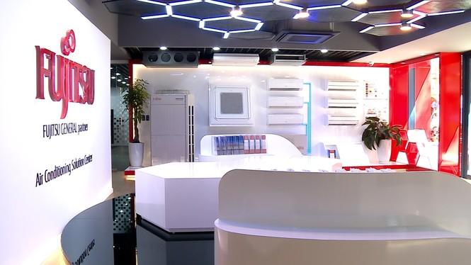 Máy điều hòa Fujitsu khai trương Showroom tại Việt Nam  - ảnh 3