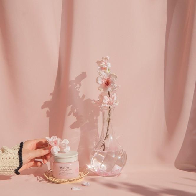 Bí quyết của vẻ đẹp sáng hồng rạng rỡ như hoa anh đào nở giữa trời xuân - ảnh 4