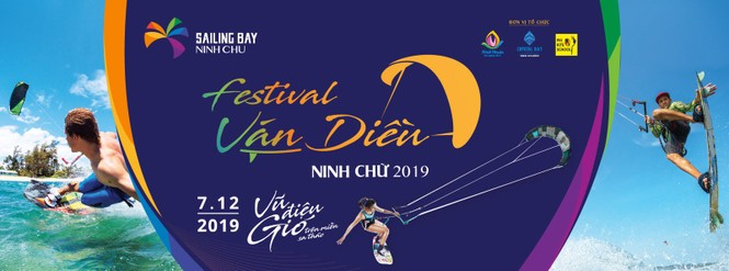 'Đại tiệc' lướt ván diều quốc tế tại biển Ninh Chữ  - ảnh 1